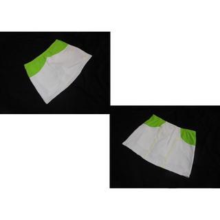 ナイキ(NIKE)のナイキ スパッツ内蔵 FIT-DRY スカート  未使用(ミニスカート)