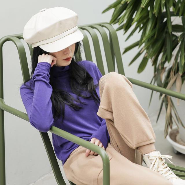STYLENANDA(スタイルナンダ)のune mansion キャスケット レディースの帽子(キャスケット)の商品写真