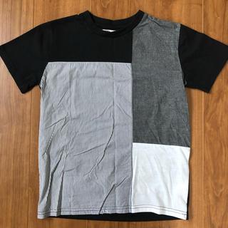 イッカ(ikka)のikka⑅︎◡̈︎*デザイン可愛いTシャツ150(Tシャツ/カットソー)
