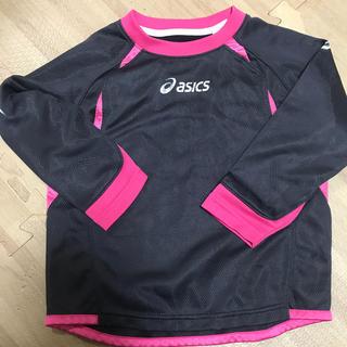 アシックス(asics)のアシックス スポーツウェア 上 110cm(Tシャツ/カットソー)