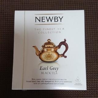 みわ様◎紅茶 NEWBY アールグレイティー◎15×2.5g 紅茶(茶)