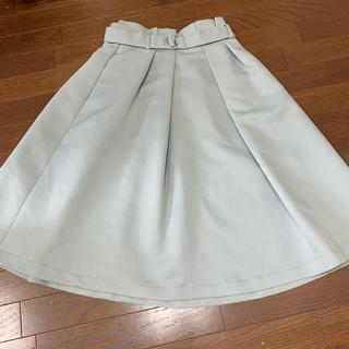 ロイスクレヨン(Lois CRAYON)のロイスクレヨン 29年製ミモレ丈フレアスカート 美品(その他)