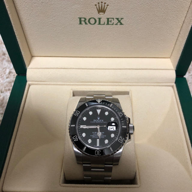 ROLEX - ロレックス サブマリーナ 116610LNの通販 by ティファール33's shop|ロレックスならラクマ