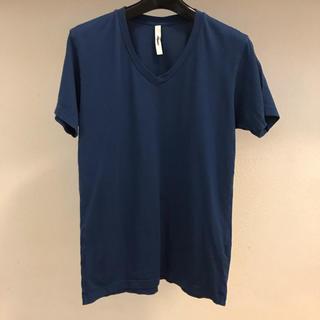 アタッチメント(ATTACHIMENT)のATTACHMENT VネックTシャツ(Tシャツ(半袖/袖なし))