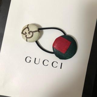 グッチ(Gucci)のヘアゴム (ヘアアクセサリー)