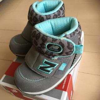 ニューバランス(New Balance)のニューバランス ベビースノーブーツ(ブーツ)