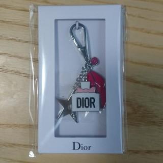 ディオール(Dior)のDiorキーチャームノベルティ(キーホルダー)