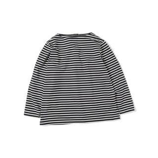 コモリ(COMOLI)のCOMOLI 19SS boat neck Cutsaw (Tシャツ/カットソー(七分/長袖))