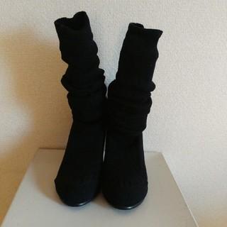 リミフゥ(LIMI feu)のミント様専用 リミフゥ ブーツ(ブーツ)
