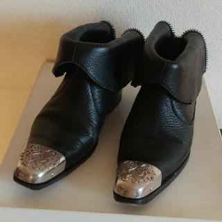リミフゥ(LIMI feu)のリミフゥ ブーツ(ブーツ)