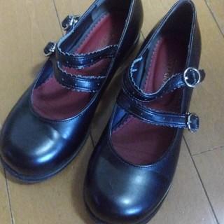 ボディライン(BODYLINE)のセレモニー靴 23,0cm(フォーマルシューズ)
