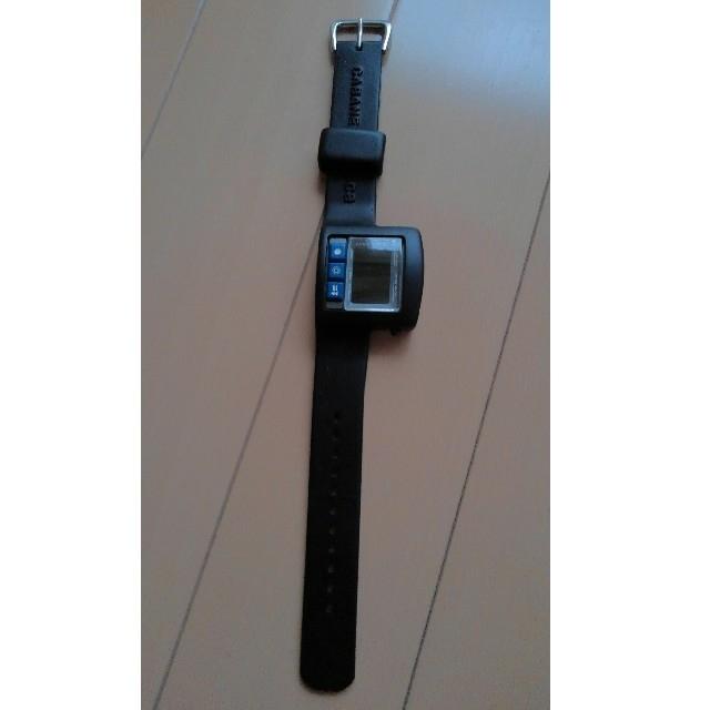 CABANE de ZUCCa - CABANE de ZUCCaの腕時計「LE CHOCOLAT」の通販 by おいもちゃん's shop|カバンドズッカならラクマ