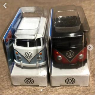 フォルクスワーゲン(Volkswagen)のフォルクスワーゲン チョロQ 2個セット(ミニカー)