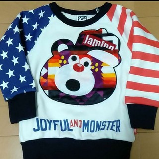ジャム(JAM)のJAM ★新品*裏起毛 トレーナー 100(Tシャツ/カットソー)