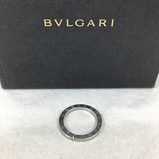 ブルガリ(BVLGARI)の正規品 BVLGARI ブルガリ キーリング 送料込み(キーホルダー)