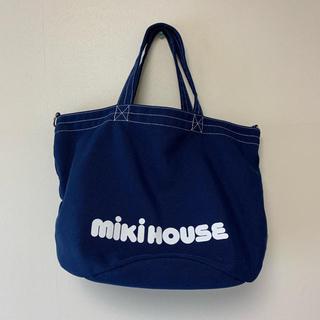 ミキハウス(mikihouse)のミキハウス  マザーズバッグ(マザーズバッグ)