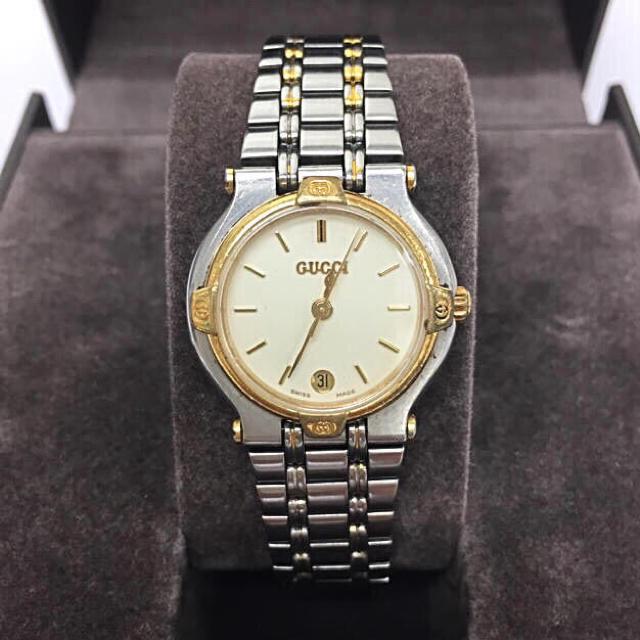 オメガ 時計 30代 | Gucci - 正規品 GUCCI グッチ 腕時計の通販 by 富's shop|グッチならラクマ
