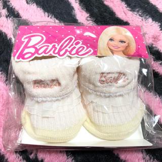 バービー(Barbie)のバービー *ベビー靴下*(靴下/タイツ)