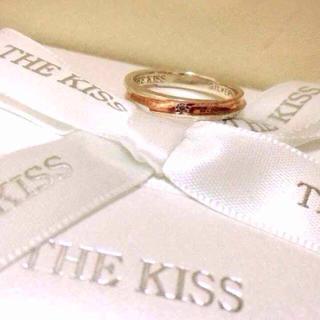 ザキッス(THE KISS)のTHE KISS♡リング 9/20まで(リング(指輪))