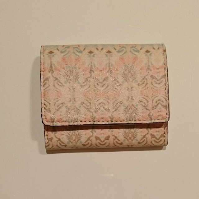Ane Mone - Ane Mone ブランド柄プリント  3つ折り財布の通販 by little❤my shop|アネモネならラクマ