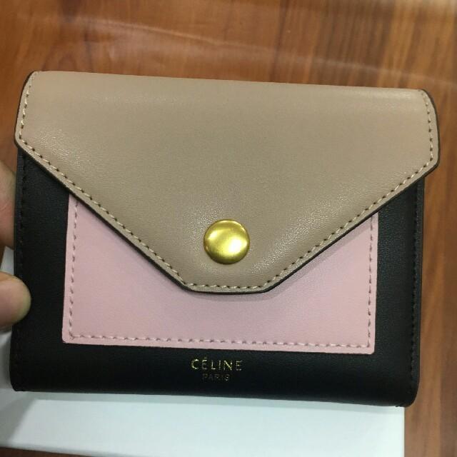 celine - CELINE セリーヌ 折り財布の通販 by 章一WA's shop|セリーヌならラクマ