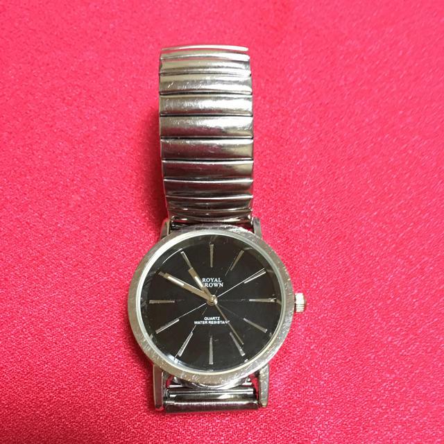 ロイヤルクラウン!腕時計 稼働中の通販 by カ)ドリーズ|ラクマ