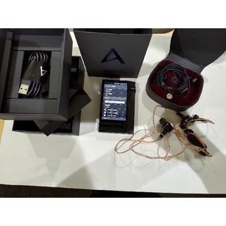 アイリバー(iriver)の★Y1102様専用★Astell&Kern AK70 MK2 黒 高級おまけあり(ポータブルプレーヤー)