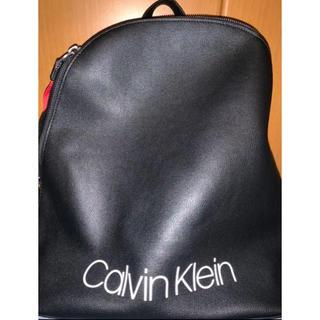カルバンクライン(Calvin Klein)のCalvin Klein リュックサック(バッグパック/リュック)