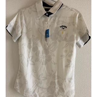 キャロウェイゴルフ(Callaway Golf)のキャロウェイ ポロシャツ アロハ S(ポロシャツ)
