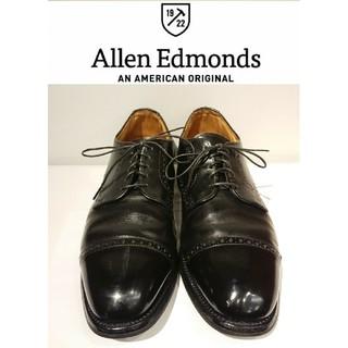アレンエドモンズ(Allen Edmonds)のAllen Edmonds  アレン・エドモンズ   パンチドキャップトゥ(ドレス/ビジネス)