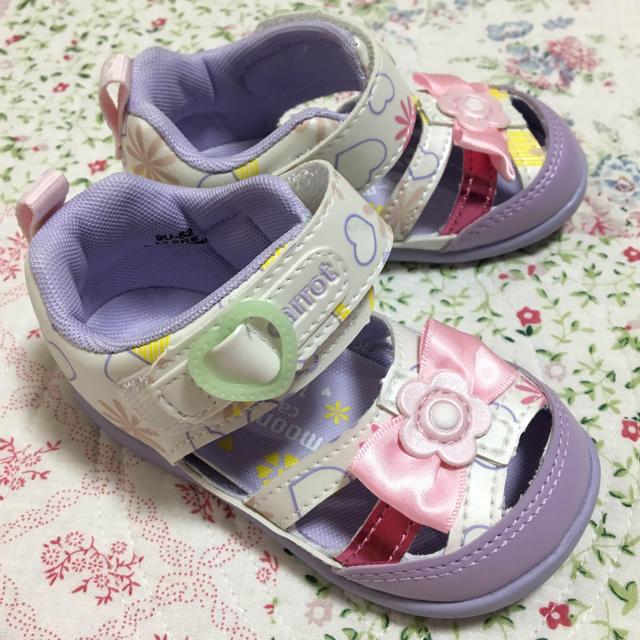 MOONSTAR (ムーンスター)の💓キッズ シューズ  13.0 新品💓 キッズ/ベビー/マタニティのベビー靴/シューズ(~14cm)(その他)の商品写真