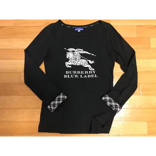 バーバリーブルーレーベル(BURBERRY BLUE LABEL)のバーバリー  ロンT(Tシャツ(長袖/七分))