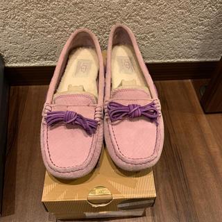 アグ(UGG)のUGG アグ モカシン ローファー フラット(ローファー/革靴)