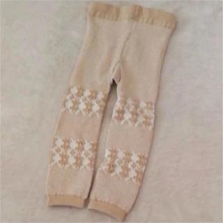 エフオーキッズ(F.O.KIDS)の【新品】レギンス80-90(靴下/タイツ)