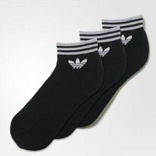 アディダス(adidas)の新品 adidas originals ソックス 三足組(ソックス)