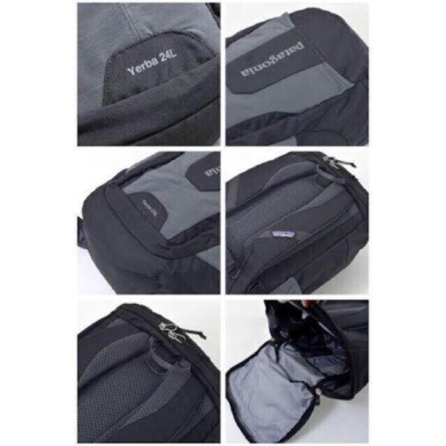patagonia(パタゴニア)の【最終値下げ】パタゴニア/バックパック24L/新品未使用   人気NO1カラー メンズのバッグ(バッグパック/リュック)の商品写真