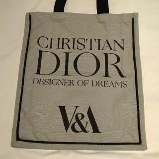 クリスチャンディオール(Christian Dior)のV&Aディオール展 トートバッグ(トートバッグ)