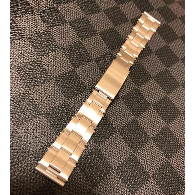 リベットブレス ロレックス バブルバックに最適!エクステンション 17mmの通販 by インパクトのり's shop|ラクマ
