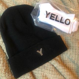 イエローブーツ(Yellow boots)の再出品♡yello ノベルティー セット(ノベルティグッズ)