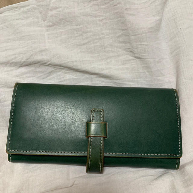 手作り革雑貨 ブラン・クチュール 長財布の通販 by ななか's shop|ラクマ