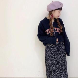 カオリノモリ(カオリノモリ)のカオリノモリ 帽子 ベレー(ハンチング/ベレー帽)
