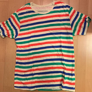 ローズバッド(ROSE BUD)のROSEBUD ボーダー Tシャツ(Tシャツ/カットソー(半袖/袖なし))