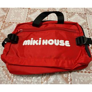 ミキハウス(mikihouse)のMiki HOUSE ウエストポーチ(ボディバッグ/ウエストポーチ)