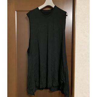 ユリウス(JULIUS)のJULIUS ロングタンクトップ(Tシャツ/カットソー(半袖/袖なし))
