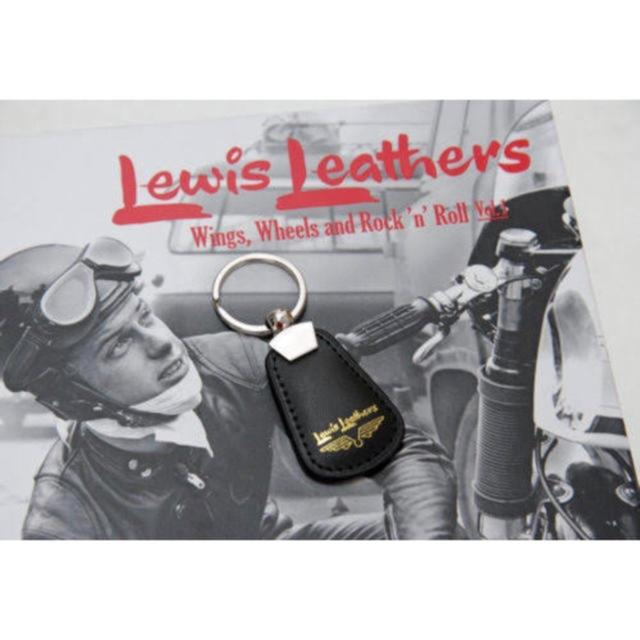 Lewis Leathers(ルイスレザー)のルイスレザー キーホルダー 新品 メンズのファッション小物(キーホルダー)の商品写真