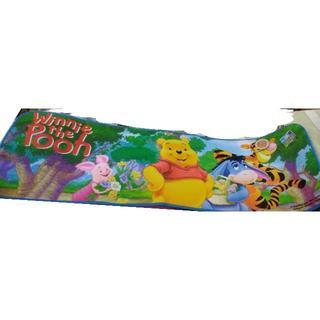 ディズニー(Disney)の【くまのプーさん】キッチンマット 40x120cm(キッチンマット)