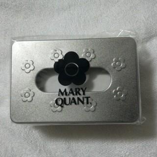 マリークワント(MARY QUANT)のMARY QUANTノベルティ非売品(ノベルティグッズ)