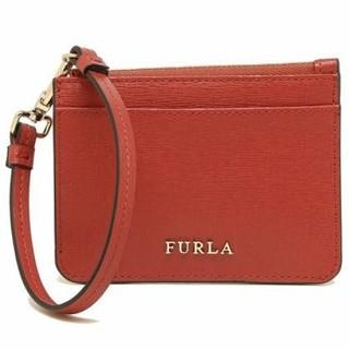 フルラ(Furla)のFURLA フルラ カードケース オレンジ系(名刺入れ/定期入れ)