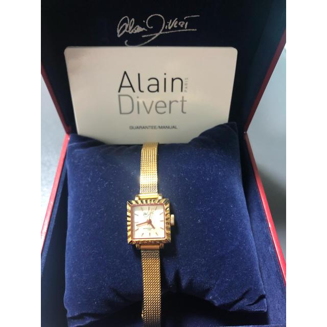 オメガ 時計 ソーラー | Alain Divert腕時計の通販 by パックン's shop|ラクマ