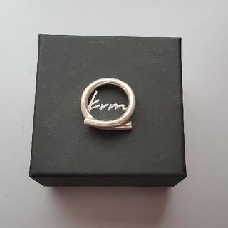 トーガ(TOGA)のkrm 15号リング(リング(指輪))